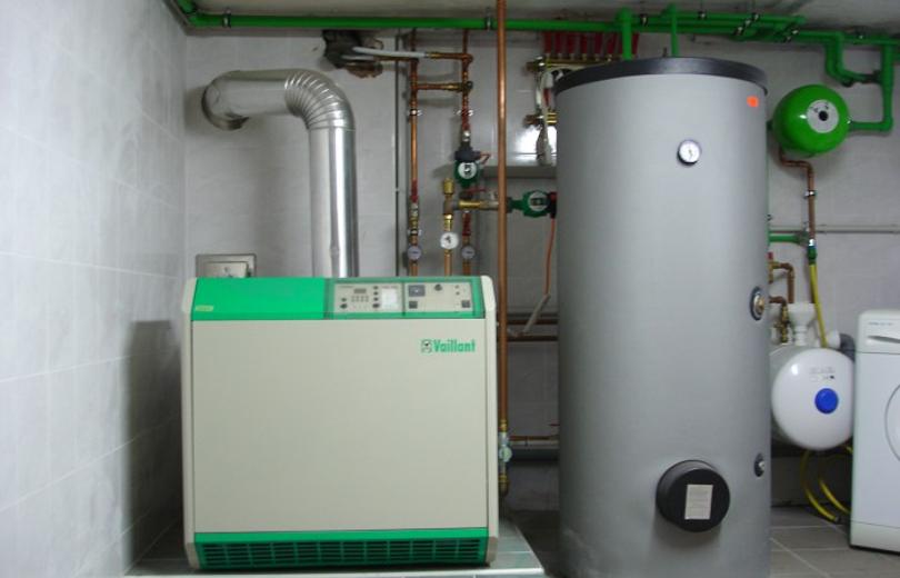 Nieder Temperatur Kessel | Drews Haustechnik GmbH